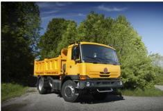 Kamion Tatra 4x4