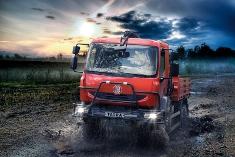 Kamion Tatra 6x6