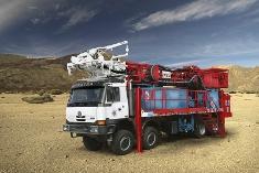 Kamion Tatra 8x8