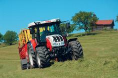 Poljoprivredni strojevi Steyr