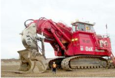 Građevinski strojevi O&K